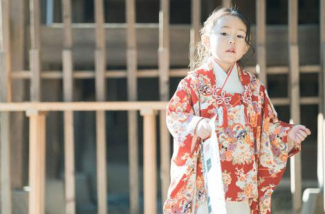 栃木県宇都宮市のフォトスタジオ、イマピクトの3歳七五三