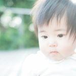 ひなちゃん1歳、テラスで遊ぶ