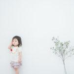 2歳バースデー撮影!可愛いポーズで - 宇都宮のフォトスタジオ イマピクトで