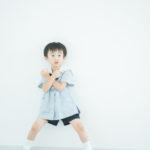 キッズ、4歳バースデー!園児服で - 宇都宮のフォトスタジオ イマピクトで