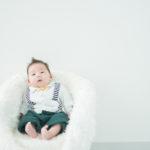ベビー、お宮参りの撮影!ほやほやでかわいい - 宇都宮のフォトスタジオ イマピクトで