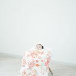 ベビー、お宮参り!産着をかけて - 宇都宮のフォトスタジオ イマピクトで