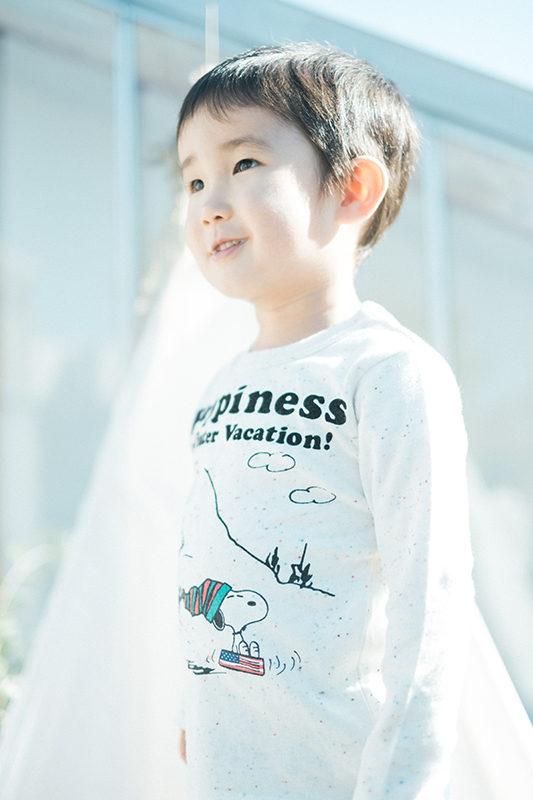 3歳バースデー!しょうくん!かわいいTシャツ