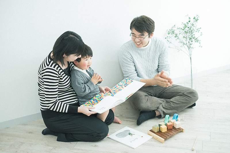 マタニティ撮影、家族写真