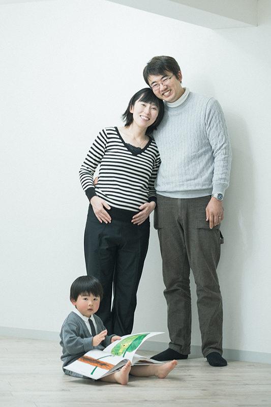 マタニティ撮影、家族写真、4