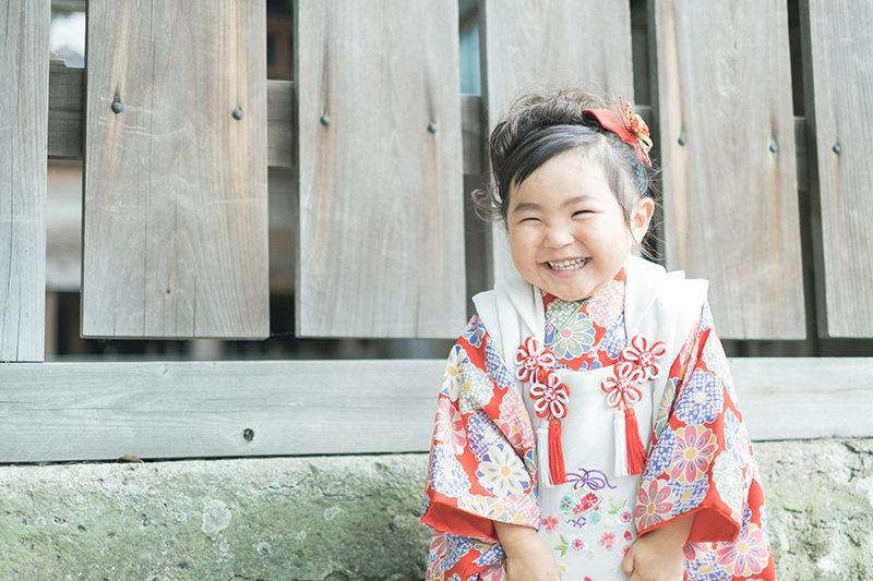 宇都宮二荒山神社、七五三出張ロケーション撮影!3歳七五三、かのちゃん