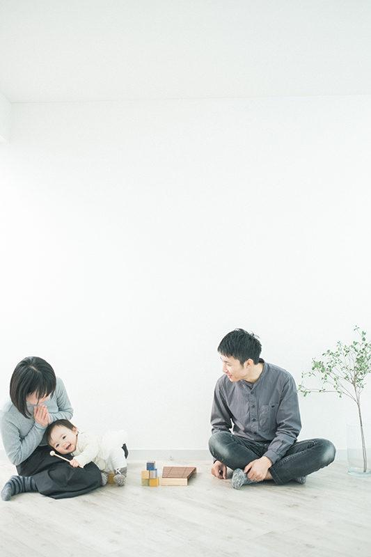ふゆちゃん、1歳バースデー!家族の時間