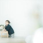 バースデーフォト、つかまりだち - 宇都宮のフォトスタジオ イマピクトで