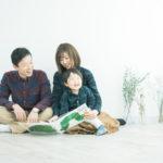 バースデーフォト、家族お揃いコーデ - 宇都宮のフォトスタジオ イマピクトで