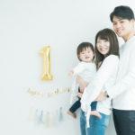 バースデーフォト、家族写真 - 宇都宮のフォトスタジオ イマピクトで