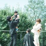 5歳七五三、家族写真 - 宇都宮のフォトスタジオ イマピクトで