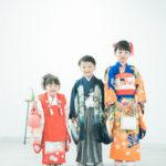 3歳、5歳、7歳七五三 - 宇都宮のフォトスタジオ イマピクトで