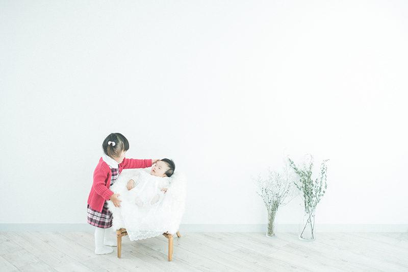 バースデーフォト + お宮参り!あんちゃん、いちくん!