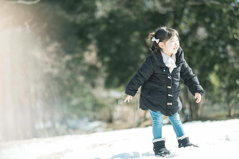 栃木県中央公園、公園ロケフォトDAY!家族写真3