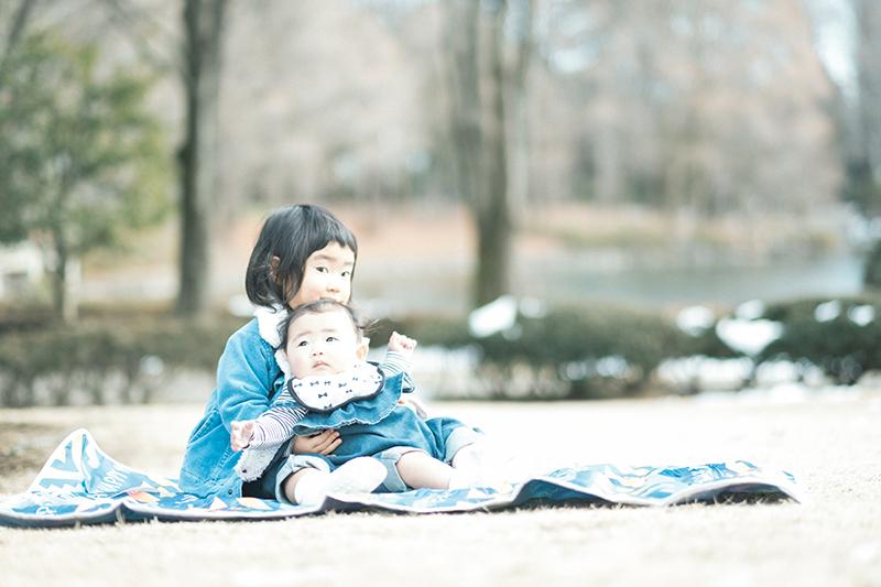 栃木県中央公園、公園ロケフォトDAY!家族写真4