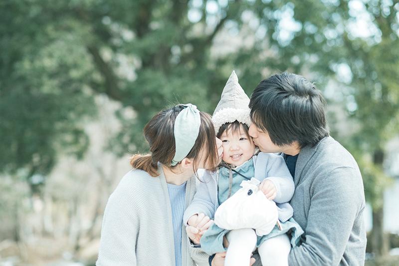 栃木県中央公園、公園ロケフォトDAY!家族写真5