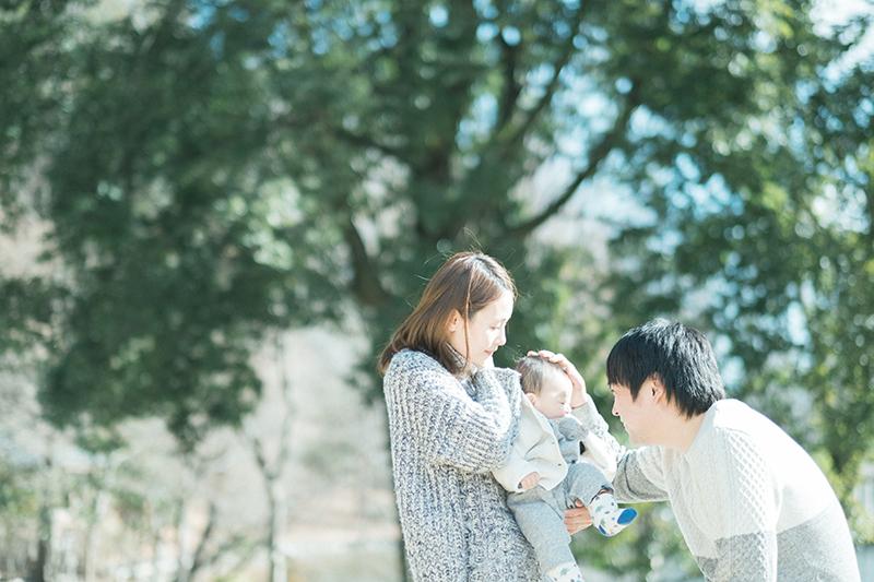栃木県中央公園、公園ロケフォトDAY!家族写真6