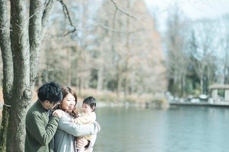 栃木県中央公園、公園ロケフォトDAY!家族写真8