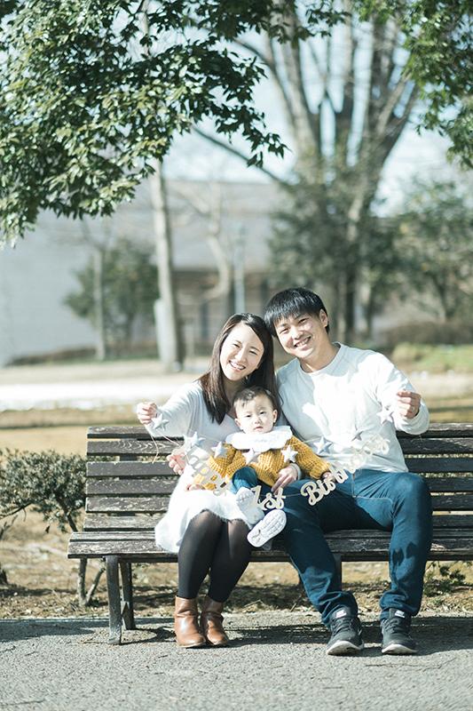 栃木県中央公園、公園ロケフォトDAY!家族写真9