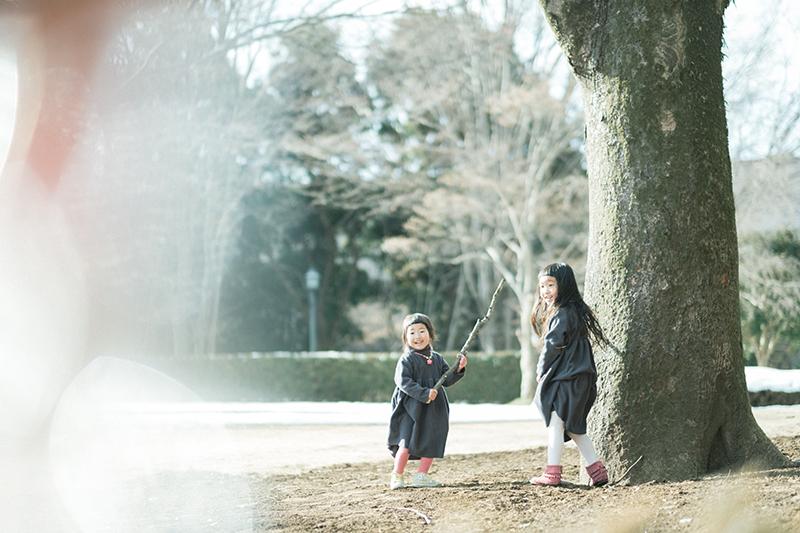 栃木県中央公園、公園ロケフォトDAY!家族写真10