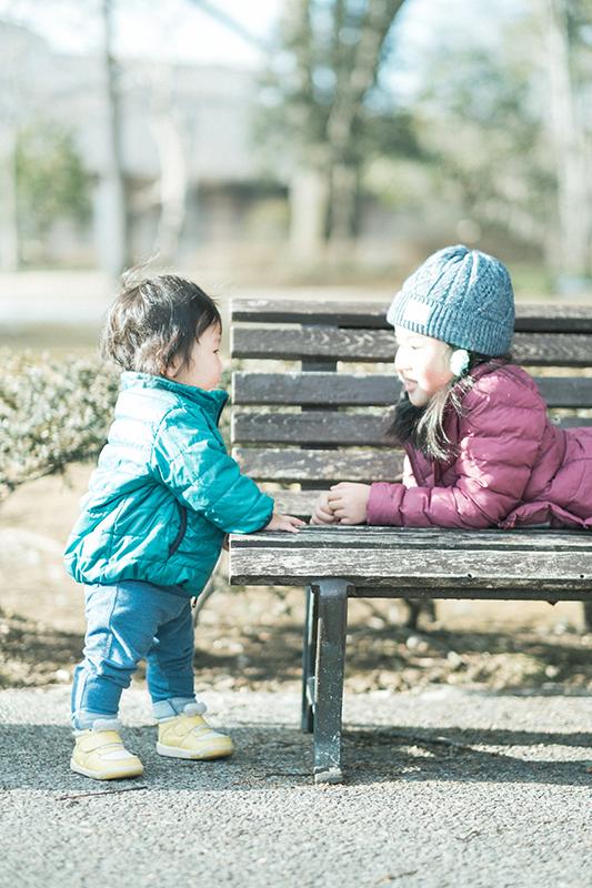 栃木県中央公園、公園ロケフォトDAY!家族写真11