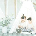 バースデーフォト、姉妹 - 宇都宮のフォトスタジオ イマピクト