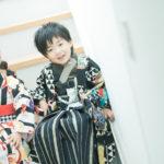 5歳七五三、兄弟写真 - 宇都宮のフォトスタジオ イマピクト