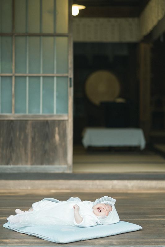 鹿沼、賀蘇山神社にてお宮参り!こはるちゃん