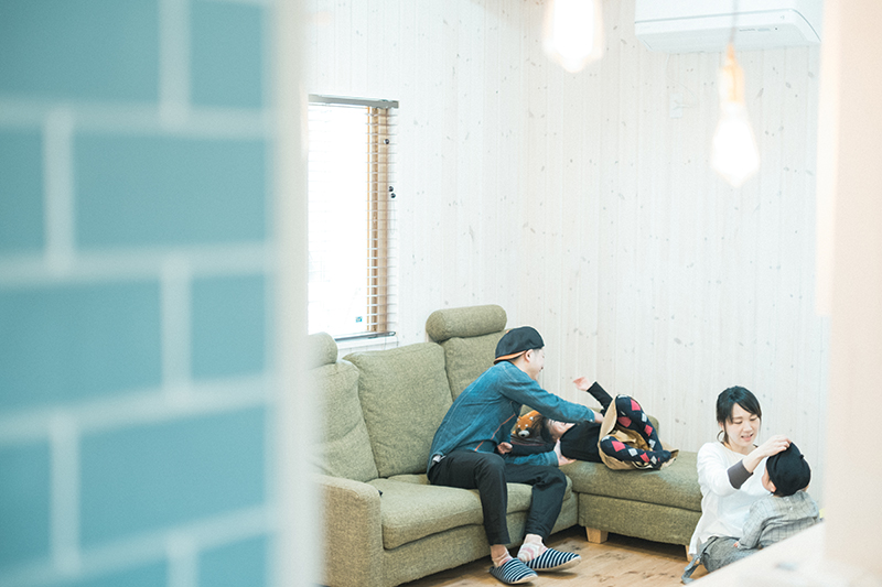 栃木県の出張撮影、家族写真