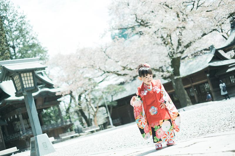 栃木県の出張撮影、七五三神社