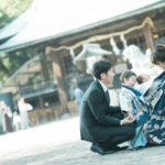 お宮参り、宇都宮二荒山神社出張撮影、家族写真 - 宇都宮のフォトスタジオ イマピクト