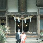 お宮参り、賀蘇山神社出張撮影 - 宇都宮のフォトスタジオ、イマピクト