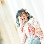 3歳七五三、おしゃれメガネ - 宇都宮のフォトスタジオ、イマピクト