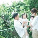 入園記念、家族写真 - 宇都宮のフォトスタジオ イマピクト