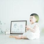 1歳バースデー - 宇都宮のフォトスタジオ イマピクト
