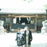 宇都宮二荒山神社出張撮影、お宮参り