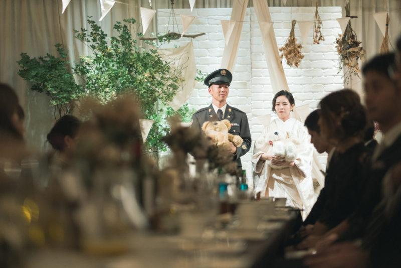 オワゾブルー宇都宮、プゥルマシェリ、持ち込みウエディングフォト!披露宴