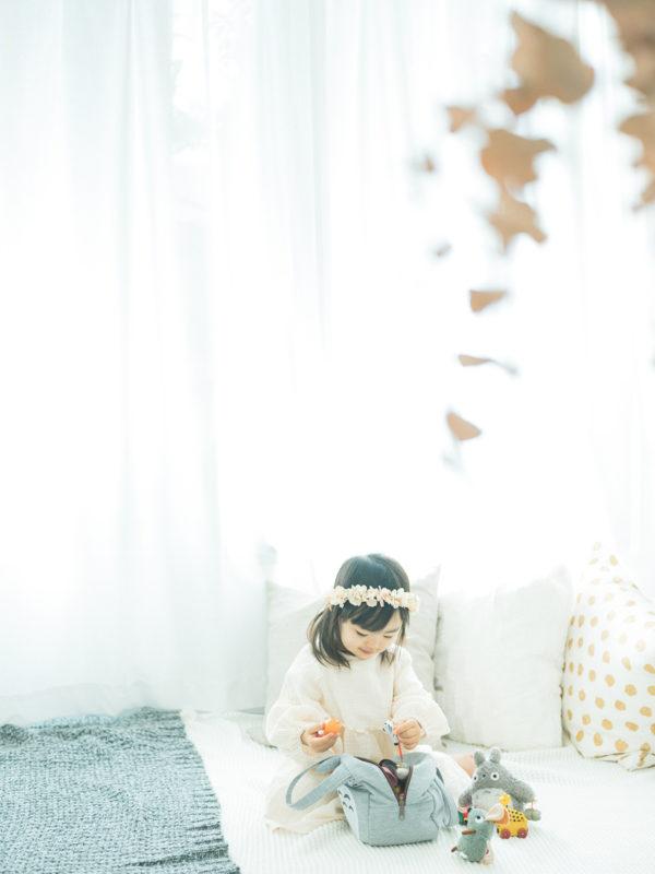 2歳バースデーフォト、このみちゃん!ナチュラル