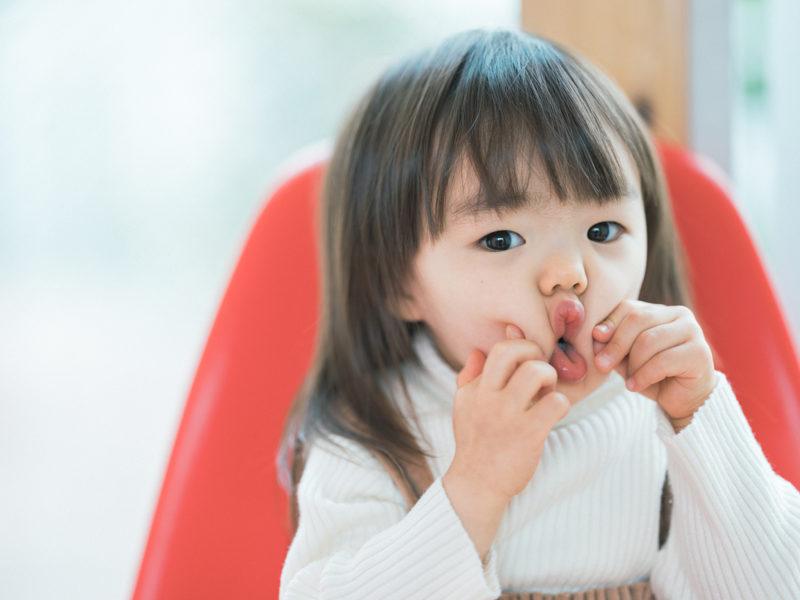 2歳バースデーフォト、このみちゃん!
