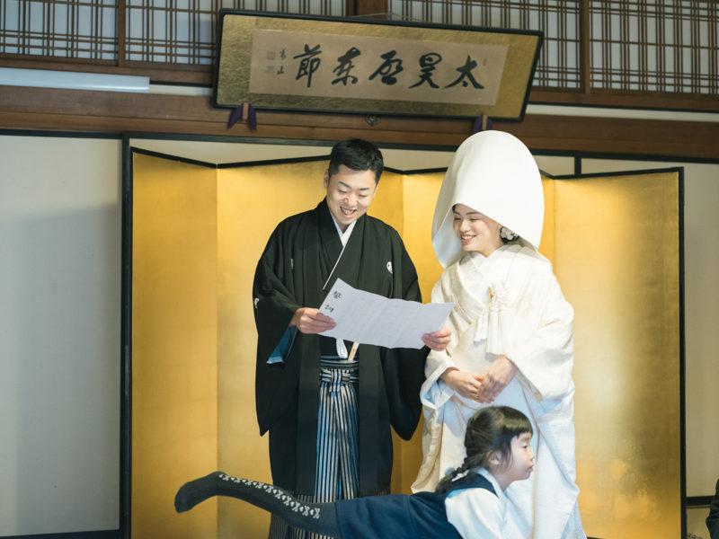 日光二荒山神社、和装、結婚式!リハーサル