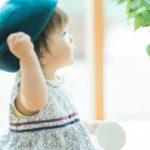 1歳バースデーフォト!ももかちゃん!お洒落ベレー帽、帽子