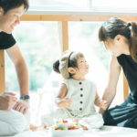 2歳バースデーフォト、ゆづるくん!家族写真、クラッシュケーキ、スマッシュケーキ