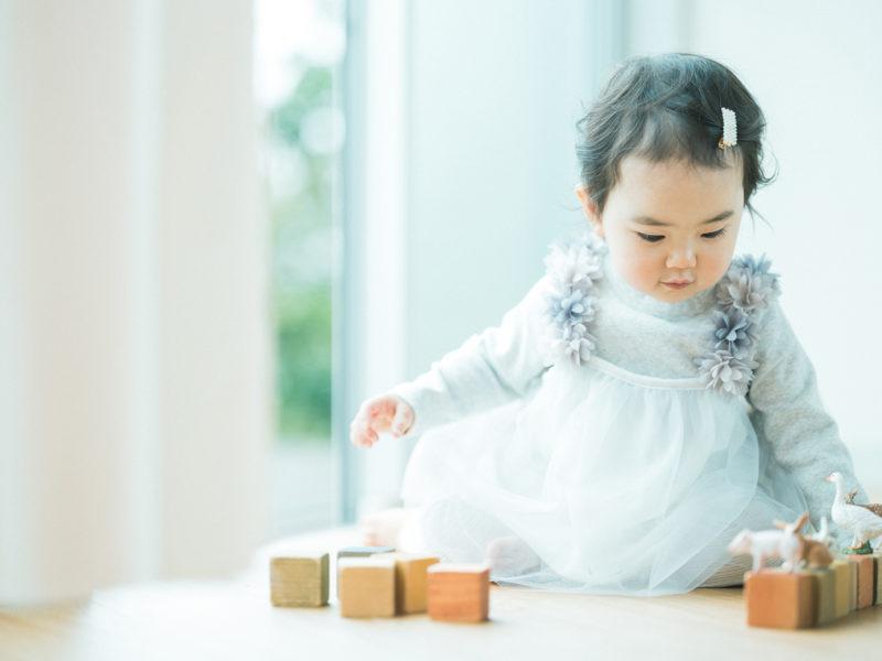 2歳バースデーフォト、えまちゃん!