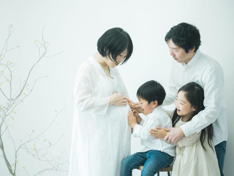 たまちゃん、ちーくんファミリー!家族写真