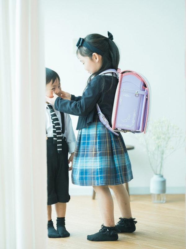 たまちゃん、ちーくんファミリー!入学、らんどせる