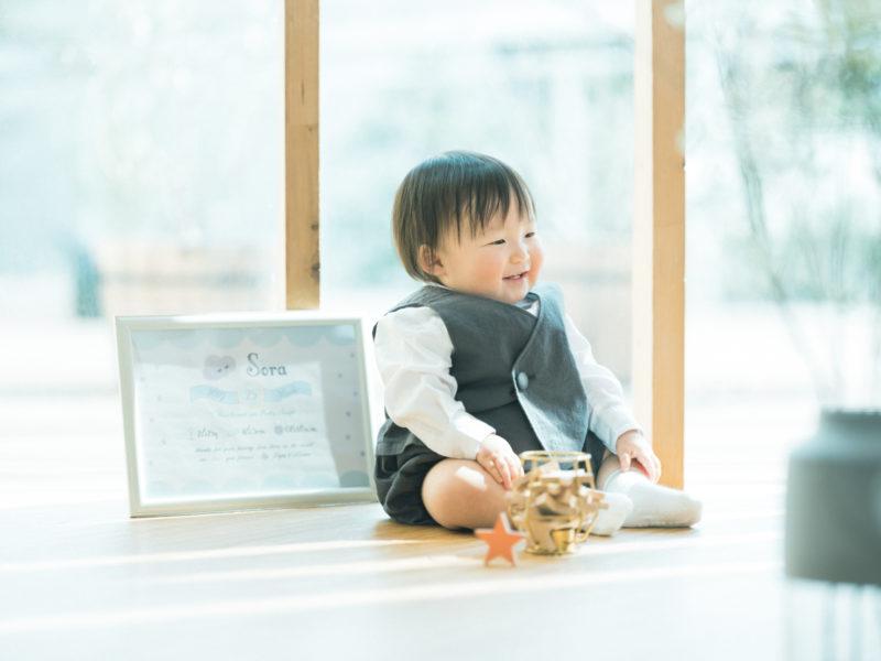 1歳お誕生日記念、そらくん!可愛いボード