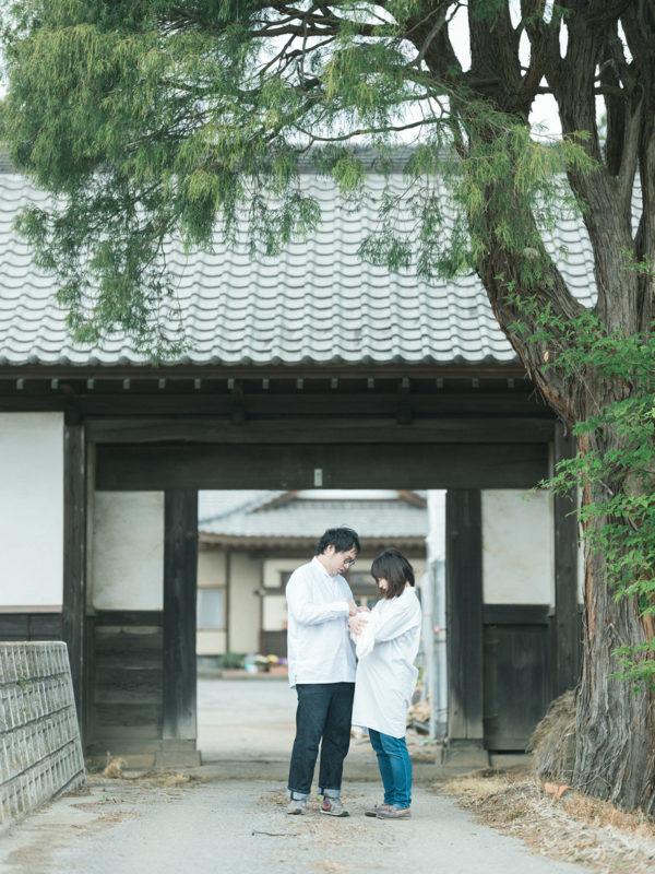 栃木県鹿沼市、自宅出張ニューボーンフォト、つむぎちゃん!家族写真