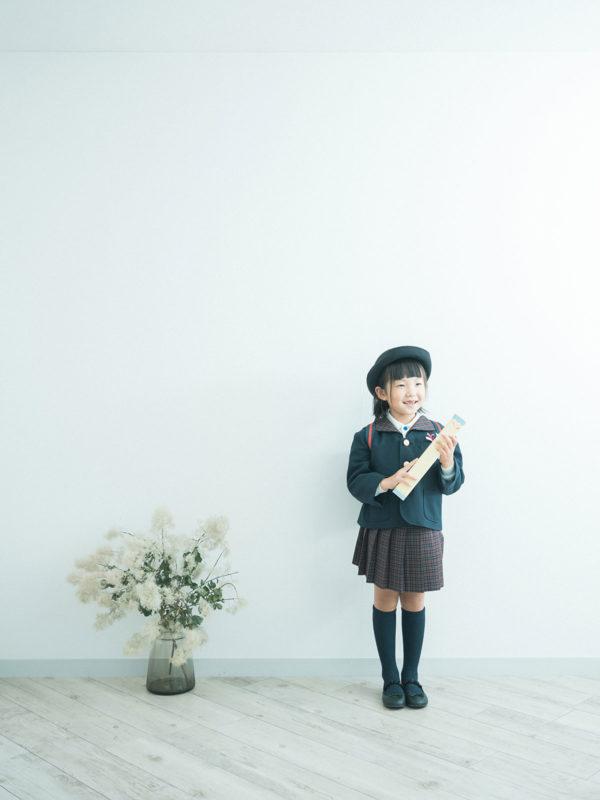 ゆづきちゃん!卒園記念、卒園証書、園児服