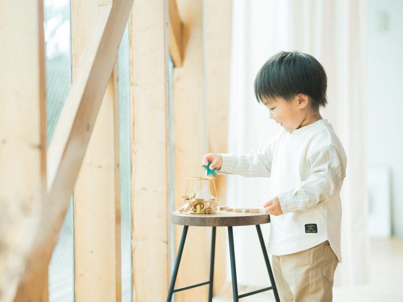 2歳バースデーフォト、いづきくん!kiko