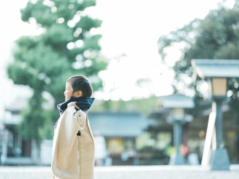 宇都宮二荒山神社、七五三ロケ、5歳七五三、ゆうとくん!ストール